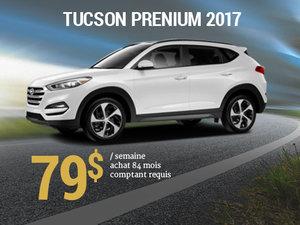 Offrez vous le Hyundai Tucson 2017 pour 79$/sem. chez Hyundai Trois-Rivières à Trois-Rivières