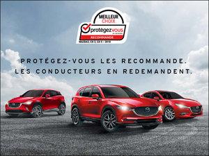 Meilleur choix Protégez-vous! chez Prestige Mazda à Shawinigan