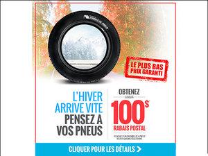 Garantie du prix le plus bas de Honda source de pneus chez Groupe Vincent à Shawinigan et Trois-Rivières