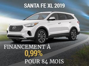 Achetez un Hyundai Santa Fe XL 2019 à 0,99% d'intérêt. chez Hyundai Shawinigan à Shawinigan