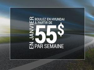 Roulez en Hyundai à partir de 55$ par semaine chez Hyundai Trois-Rivières à Trois-Rivières