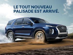 Le PALISADE 2020: maintenant en concession! chez Hyundai Trois-Rivières à Trois-Rivières