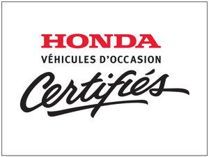 Pourquoi choisir un véhicule d'occasion certifié Honda? chez Avantage Honda à Shawinigan