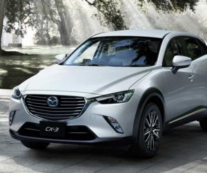 Le tout nouveau Mazda CX-3 : à la poursuite du succès