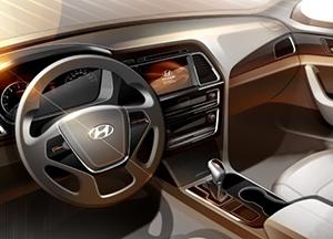 Android dans la Hyundai Sonata 2015
