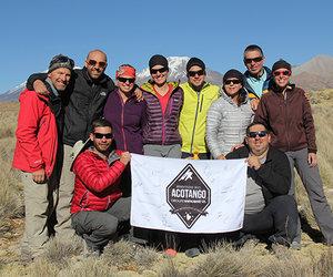 L'Aventure Acotango Groupe Vincent : récit d'un grimpeur