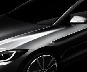 Le nouveau visage de la Hyundai Elantra 2017