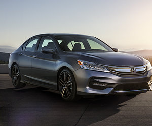 Honda Accord 2016 : lorsque design et technologies se rencontrent