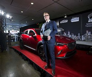 Mazda CX-3 : nouveau VUS de l'année selon l'AJAC!