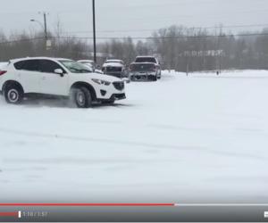 L'hiver, c'est fait pour jouer chez Prestige Mazda!