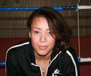 Tammara Thibeault sacrée nouvelle championne canadienne en boxe!