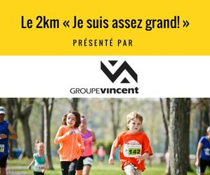 IRONBEN - «Je suis assez grand! » présenté par Groupe Vincent!