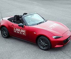 Un million de Mazda MX-5 produites!