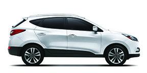 Le Hyundai Tucson 2014: un design unique dans sa catégorie
