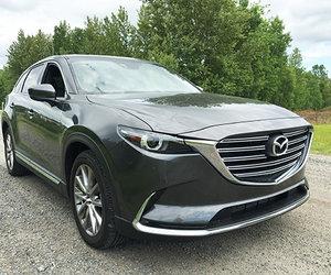 Nouveau Mazda CX-9 2016 : agréable à conduire, confortable et raffiné!