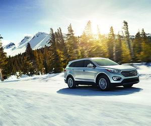 Prêt pour l'hiver en Hyundai avec la traction intégrale