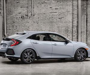 Cet automne, la toute nouvelle Honda Civic Hatchback 2017 fera tourner les têtes!