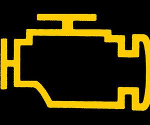 Votre « check engine » allume ou clignote?