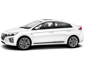 Hyundai IONIQ 2017 : première voiture au monde à offrir trois groupes motopropulseurs à composantes électriques!