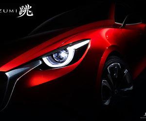 Mazda dévoilera le prototype HAZUMI au Salon de l'auto de Genève