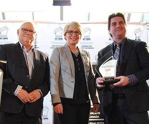 Mazda remporte le prix de la Meilleure nouvelle technologie - Innovation de l'AJAC