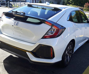 Honda Civic demi-finaliste comme MEILLEUR VÉHICULE MONDIAL 2017