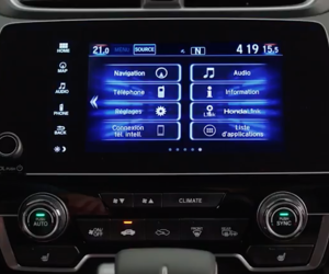 Chaîne audio Honda : mode d'emploi