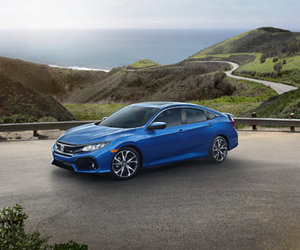 Honda Civic Si coupé et berline 2017 dévoilés!