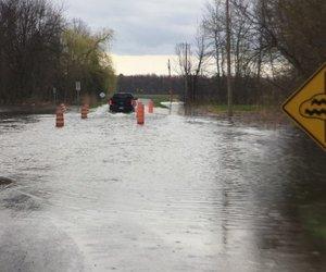 Inondations en Mauricie : quoi faire si votre auto est inondée