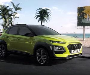 Hyundai Kona, le prochain sous-compact de Hyundai!