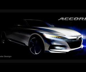 Dévoilement prochain de la Honda Accord 10e génération