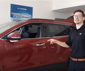 Hyundai Santa Fe XL 2017, coup de coeur de juin