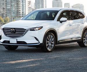 Mazda CX-9 2018-2019 : le parfait VUS pour 7 passagers!