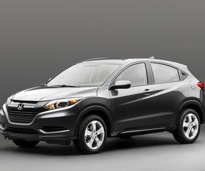 Le nouveau Honda HR-V 2015, le prochain VUS compact de Honda!