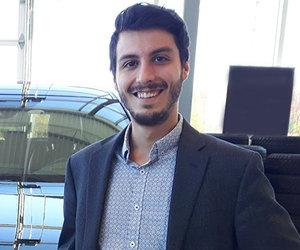 Benjamin Richard, un vrai passionné de voitures!