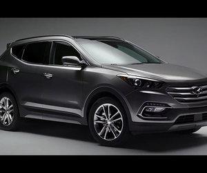 Hyundai Santa Fe Sport 2018, à découvrir