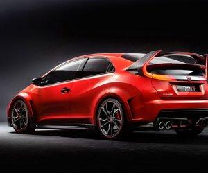 Est-ce que la puissante Honda Civic Type-R 2015 viendra au Canada?