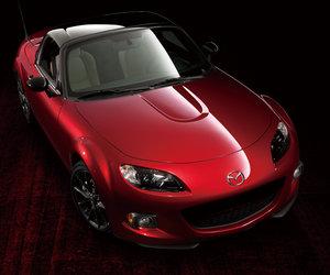 La Mazda MX-5 fête son 25e anniversaire en grand!
