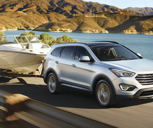 Le Hyundai Santa Fe XL 2014: l'utilitaire parfait pour vos vacances!