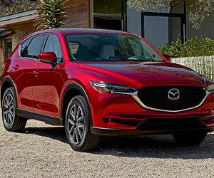 Le Mazda CX-5 ajoute de nouvelles améliorations des moteurs pour 2018
