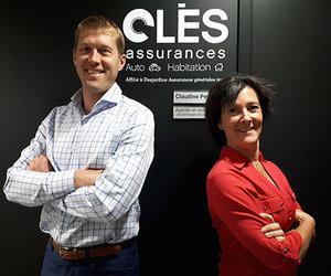 CLÉS ASSURANCES - Nouveau cabinet en assurance des particuliers en Mauricie affilié à Desjardins Assurances générales inc.