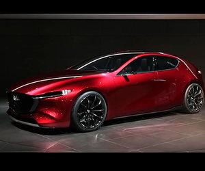 Mazda3 2019 et le Kai concept