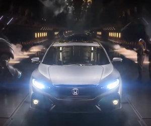 Présentation de la toute nouvelle Honda Civic 2019