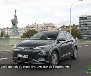 Coyote a testé pour vous la Hyundai KONA EV