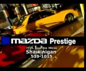 Prestige Mazda Shawinigan fête ses 25 ans!