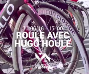 Roule avec Hugo Houle!