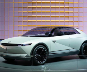 OMG! La Hyundai 45 EV : le futur à notre porte!