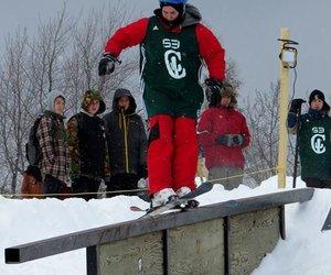 Avantage Honda fier partenaire du nouveau parc à neige du Séminaire Ste-Marie!