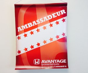 Chez Avantage Honda, on aime le hockey!
