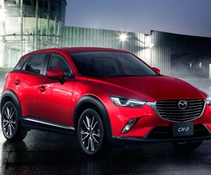 Le nouveau Mazda CX-3 2016 arrive enfin chez Prestige Mazda... fin avril!